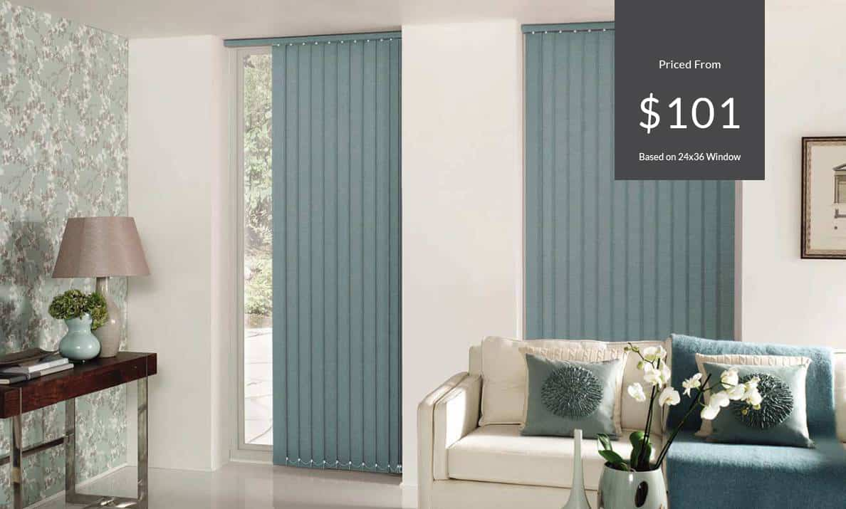 Indianapolis Vertical Blinds 4