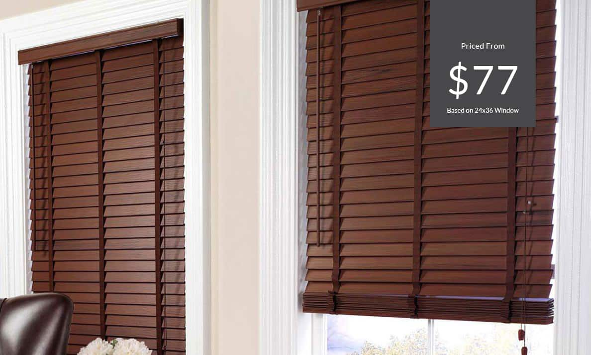 Indianapolis Wood Blinds 6 Zinga S Blind Shade