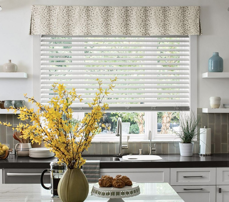 Custom Faux Wood Blinds Indianapolis